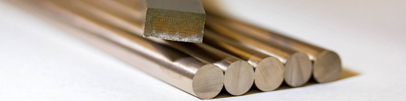 Copper Tungsten Alloys